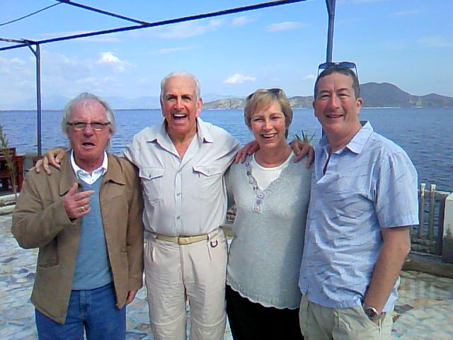 Syd Little, Don Maclean, Pam Rhodes, Chris Gidney