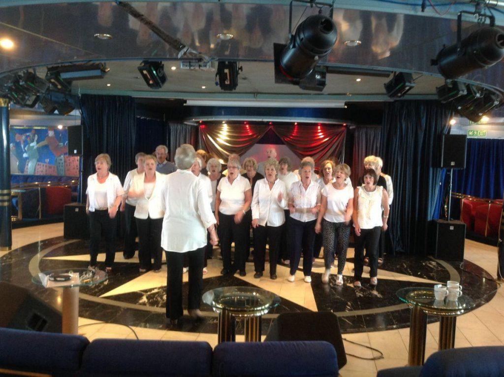 astoria choir 2015